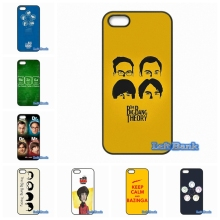 Hot Big Bang Theory Bazinga Phone Cases Cover For Sony Xperia M2 M4 M5 C C3 C4 C5 T3 E4 Z Z1 Z2 Z3 Z3 Z4 Z5 Compact