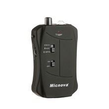 Micnova MQ-VTC Flash Trigger with 3 in 1 Motion Sound Triggering Mode Transceivers Compatible for Canon DSLR Cameras