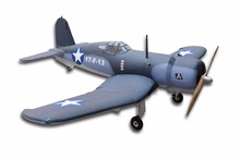 F-4U 94''/2397mm 100CC Fiber glass fuselage Remote Control Airplane Kits ARF US stock(China)