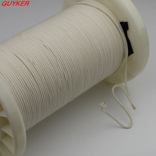 Guitar Electrics 'Vintage' Cloth Covered Wire  $1 per meter  -White