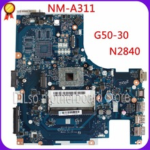 Buy KEFU ACLU9 / ACLU0 NM-A311 motherboard Lenovo G50 G50-30 Laptop Motherboard tested motherboard DDR3 N2840 CPU Onboard for $68.40 in AliExpress store
