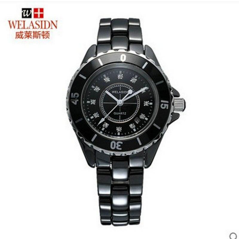 Low price Ceramic quality quartz female watch feminino Women Lady Princess Gift Ladies Business Femme Luxury Lovers Couple <br><br>Aliexpress