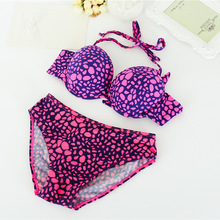 2017 Europe and The United States Foreign Trade New Bikini Sexy Swimsuit Female Two Sets of Explosion Models Ladies Swimsuit A2
