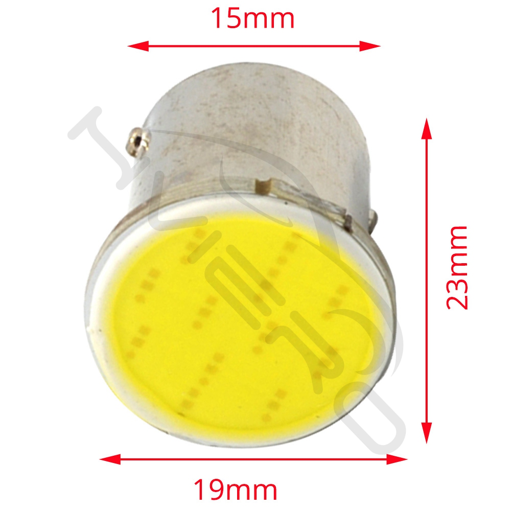 Hviero White Red Blue Cob P21w 12Smd 1156 BA15S 1157 BAY15D DC 12v Down Bulb RV Trailer Truck Car Light Parking Auto Led Backup Lamp
