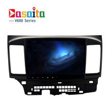 "Dasaita 10.2"" Android 6.0 Octa Core Car GPS for Mitsubishi Lancer 10 EVO NO DVD player Stereo Auto Radio Head unit Multimedia(China)"