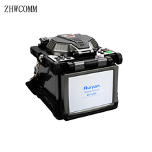high quality RY-F600P Optical Fiber Fusion Splicer with automatic focus function Fiber Optic Splicing Machine
