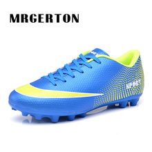Soccer Shoes For Men Training Shoes Cheap Football Damping Mens Boy Football Trainers Soccer Cleats Sneaker M41813