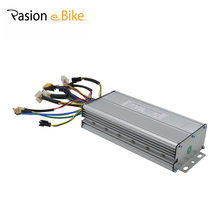 PASION E BIKE 48V 1500W/2000W Silver Brushless DC Sine Wave 18 mosfet  Controller 36V 1200W Electric Bicycle 45A  Controller