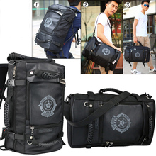 2017 large backpack, men's travel bags, backpacks, mountaineering bags, multi-functional   travel, baggage, super capacity
