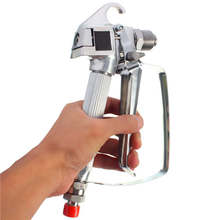Airless Paint Spray Gun High Pressure Spraying For Graco Titan Wagner Pumps(China)