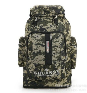 0 Mountaineering bag large capacity outdoor travel backpack military Camouflage bag<br><br>Aliexpress