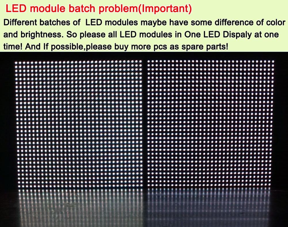 Indoor LED module