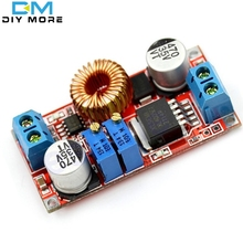 5A DC To DC CC CV Lithium Battery Step Down Module Charging Board LED Power Converter Lithium Charger Step Down Module