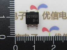 B01N60 TO-252  MOSFET N -channel FET 600V 1A DPAK - A3023