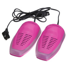 Shoe Deodorant Shoes Dryer Sterilizer Boot Dry Heater Warmer Deodorizer Dehumidify Electric Shoe Shoes Dryer Heating Heater(China)