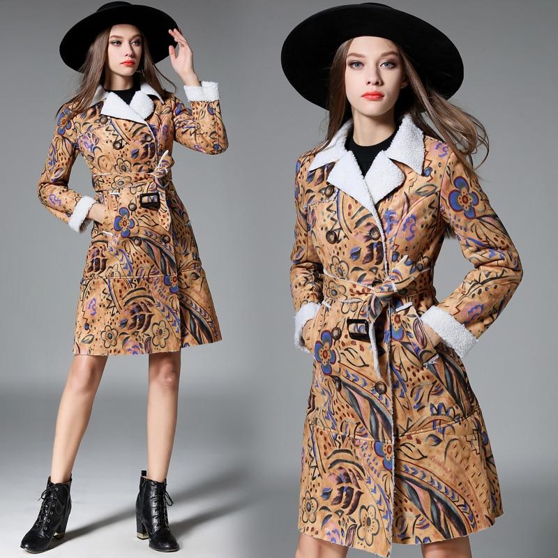 2016 New european style long windbreaker super keep warn womens cotton outwear coat jacketОдежда и ак�е��уары<br><br><br>Aliexpress
