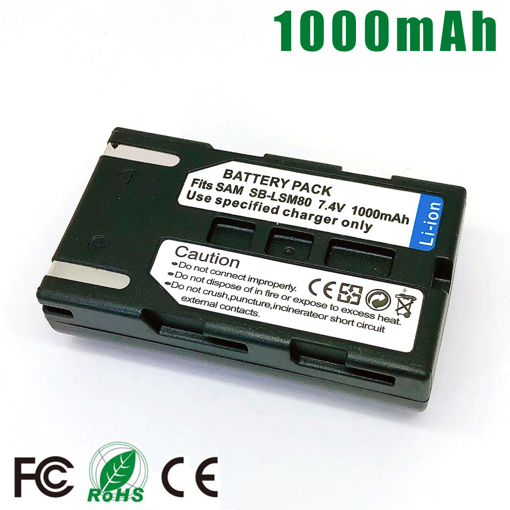 cellePhone bater/ía Li-Ion Compatible with Samsung SB-LSM80