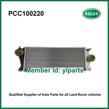 PCM100220 ESR3777 high quality Discovery 2 1998-2004 Car Intercooler 2.5L Turbo Diesel charge air cooler spare engine parts sale