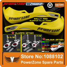 "Rally Pro  Motorcycle Motorcross Dirt Bike Handlebar handguards Hand Guards  RMZ CRF YZF KXF KTM 7/8"" 22mm Or 1-1/8 28mm Fat Bar"