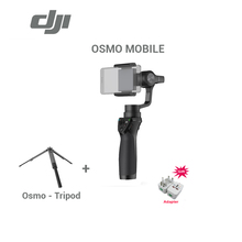 Freeshipping Original DJI OSMO Mobile Handheld Gimbal with Osmo Tripod beyond smart best gift Brand new In stock