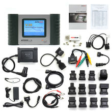 New arrival Auto boss V30 Update via email SPX AUTOBOSS V30 Auto Diagnostic Scanner Full Functions without plastic box