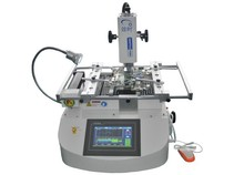 SP-360C Touch screen BGA Rework Station reballing machine Shuttle Star SP360C with PLC control for motherboard repair