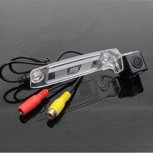For KIA Borrego / Mohave Car Rear View Camera Back Up Reverse Parking Camera / Plug Directly High Quality(China)