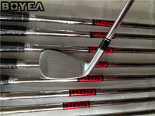 Brand New Boyea Tour CB Iron Set Golf Forged Irons Golf Clubs 3-9PA Regular and Stiff Flex Steel Shaft With Head Cover
