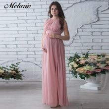 8fd6fbc05 Melario vestido de maternidad 2019 embarazo ropa embarazada mujer elegante  Vestidos de fiesta de encaje vestido de noche Formal