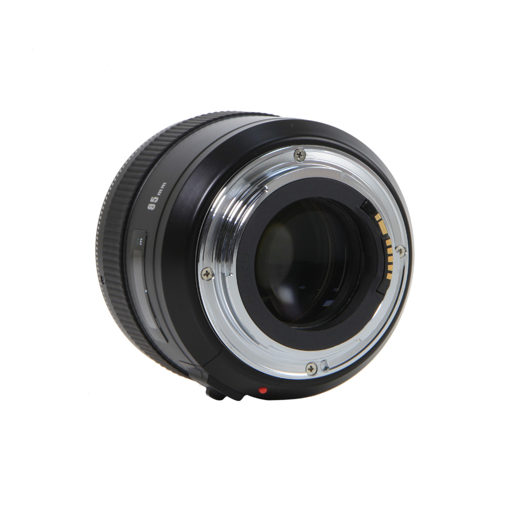Yongnuo 85mm f1.8 prime Lens for Canon EOS EF Mount SLR Cameras medium telephoto lens prime Auto focus and Manual focus Lenses Camers (3)