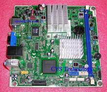 Free shipping for original ITX  motherboard  505052-001 ATOM 330 Mini-ITX mainboard DDR2 work perfect