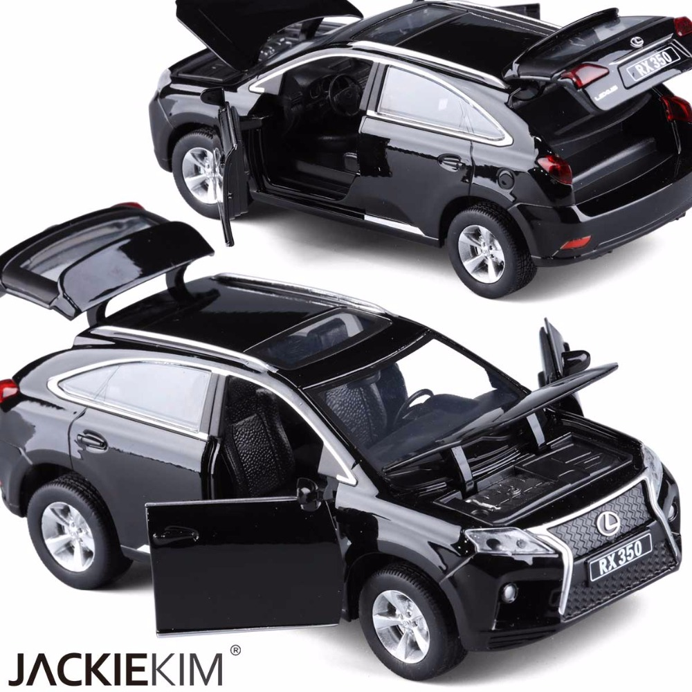 High Simulation 1:32 LEXUS RX350 LUXURY SUV Alloy Car Model Exquisite Toy For Baby Birthday Gifts Toys Free Shipping(China)