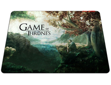 Game of Thrones mouse pad gear mousepads Natural rubber gaming mouse pad gamer large personalized pad mouse keyboard pad