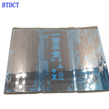 BTDCT Original 3.7V 11560mAh A1389 Laptop Battery For Apple iPad 3 4 3RD  A1403 A1416 A1430 With Repair Tools
