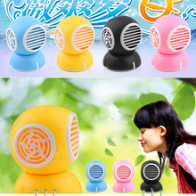 wind direction can be adjusted USB Fan air Conditioner Mini  perfume cool Bladeless Fan heatsink fan wholesale price