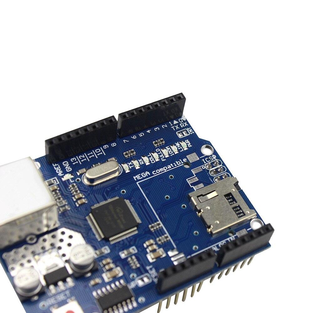 Ethernet W5100 Network Shield per Arduino UNO MEGA 2560 1280 328
