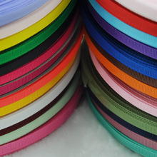 "1/4"" 6 mm Soild Grosgrain Ribbon Lots For DIY Wedding Decoration 20 Yards Tape Band A"