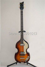 Hofner CT Contemporary 500/1 Sunburst Violin Bassguitar with Germany accessories  BEST workmanship