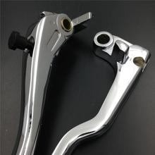 For Motorcycle Yamaha 2004-2012 YZF-R1 R1 2005-2012 YZFR6 R6 CHROME Brake Clutch Hand Lever