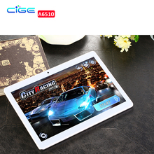 CIGE Metal 10.1 inch Smart android 5.1 tablet pc RAM 4GB ROM 64GB 1280*800 IPS screen Android Tablet Mobile phone 4G Wifi GPS