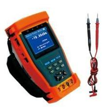New Landing Portable CCTV Tester and Multimeter w/ 3.5'' LCD Monitor/DC12V output/PTZ controller/UTP cable tester(China)