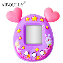 Funny Tamagochi Pet Virtual Digital Game Machine Nostalgic pet Cyber Electronic Pet Brinquedos For Gifts Toy Color random