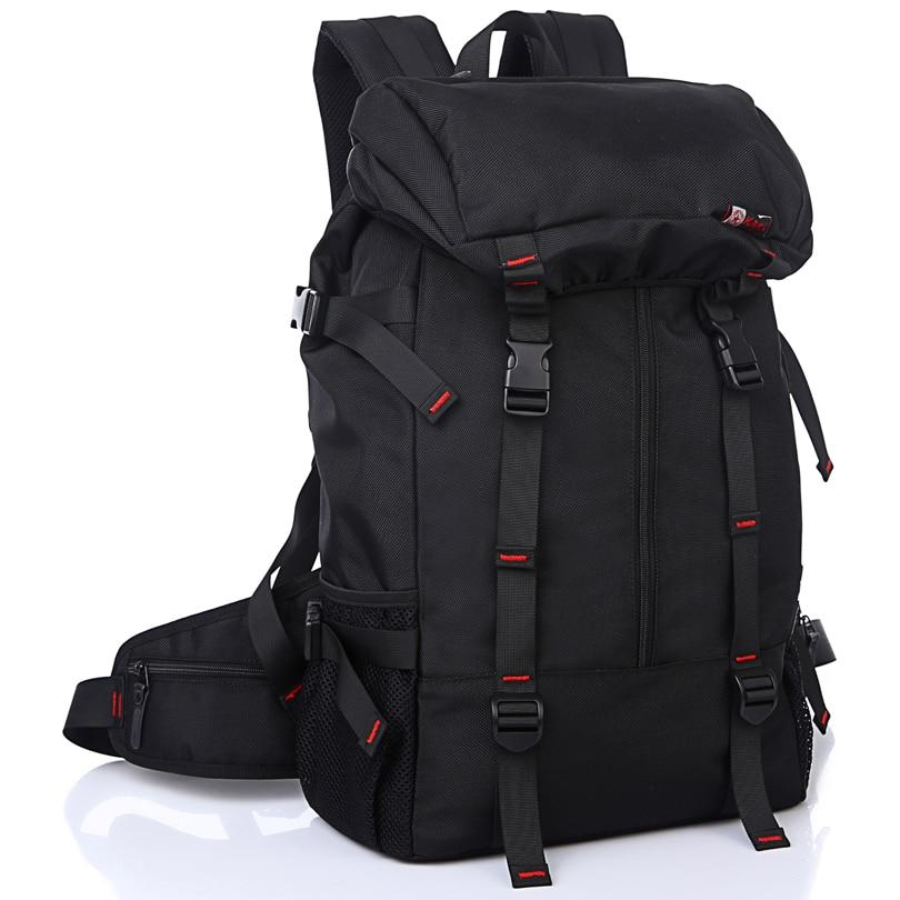 Men Travel Bags Large Capacity 50L Women Luggage Travel Bags Bagpack Mochila Loptop Backpack Men Waterproof Nylon Backpacks<br>