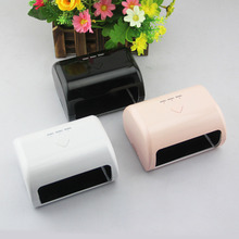 Professional 9W LED Nail Gel Lamp Manicure Tool 3 High Power LED Phototherapy Nail Art Equipment Nail Dryers for Nails Newest
