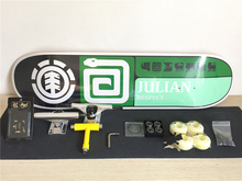 "2016  Element  DECK 8""  Blank truck  Element wheels 52mm combination with best price for element deck bearing and wheels"