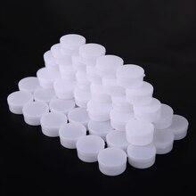 50 шт. медицинских пластмасс пустые косметические небольшая коробка контейнер jar горшок для теней для век Крем для лица Типсы коробка для хра...(China)