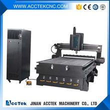 Best price 4*8ft linear ATC wood cnc router machine / 1325 3d cnc router for furniture equipments