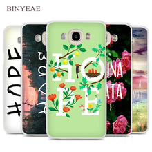 BINYEAE Hold On Pain Ends H.O.P.E Cell Phone Case Cover for Samsung Galaxy J1 J2 J3 J5 J7 C5 C7 C9 E5 E7 2016 2017 Prime(China)