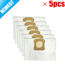 5 Pack Of dust bag for Kirby Generation SYNTHETIC G3 G4 G5 G6 G7 2001 DIAMOND SENTRIA 2000 replaces Kirby 204803 205803(China)