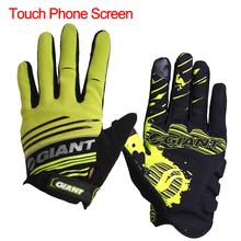 High Quality Brand Bike Cycling Gloves Full Finger Men Women Gel Touch Screen Road Mountain Bicycle Racing Gloves mtb glove